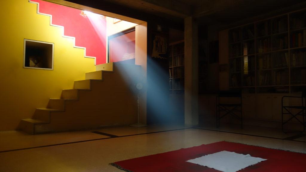 Kamala House door Balkrishna Doshi, beeld VSF