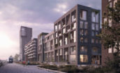 Winnend ontwerp Lloydpier Blok C Rotterdam door Arons & Gelauff & architectuur MAKEN