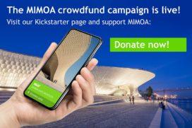 MIMOA start crowdfunding voor vernieuwing