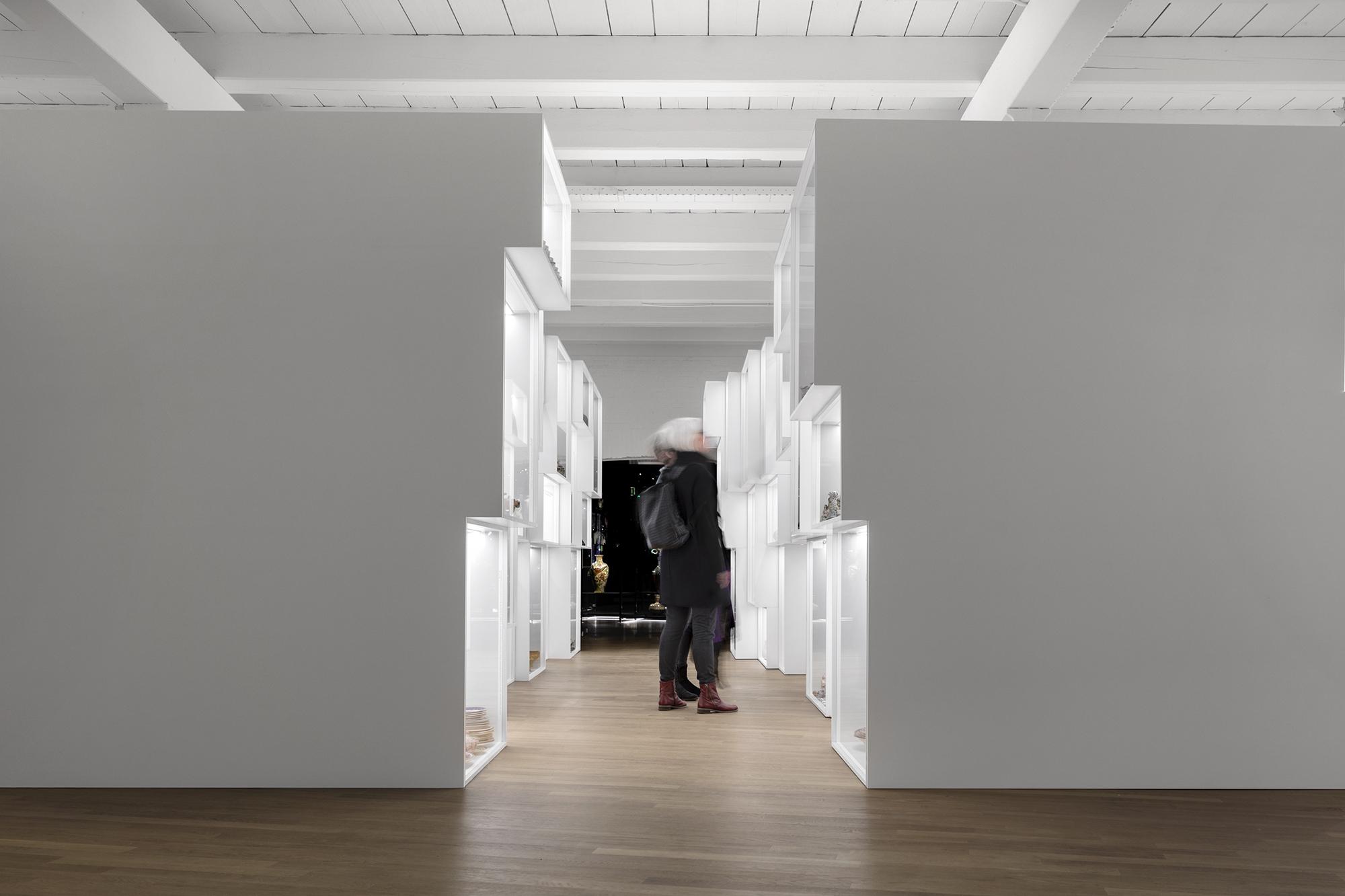 <p>Nationaal Keramiek Museum Het Princessehof Leeuwarden door i29 interior architects, beeld Ewout Huibers</p>