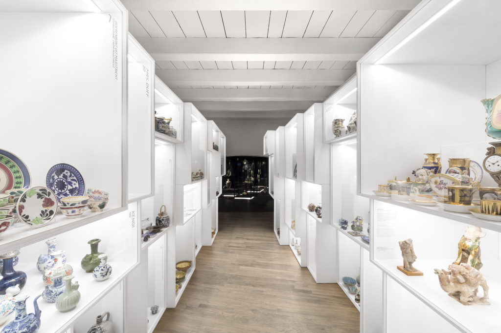 Nationaal Keramiek Museum Het Princessehof Leeuwarden door i29 interior architects, beeld Ewout Huibers