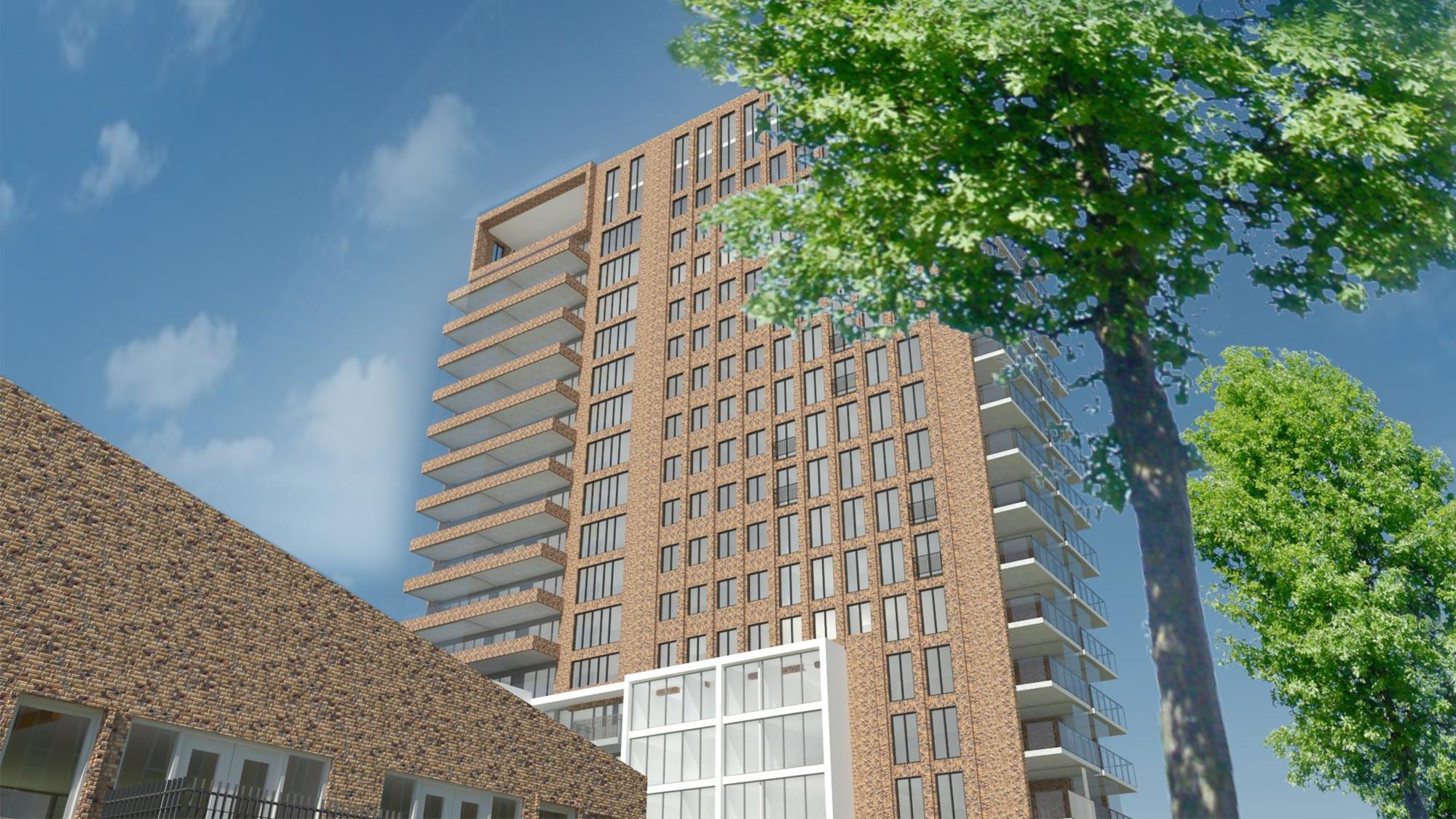 <p>Toren Hoorn door GeO architecten</p>