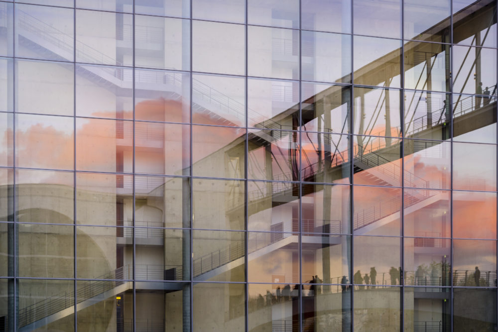 Tentoonstelling architectuur/kunstfotograaf Thea van den Heuvel