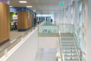 Wiebengacomplex Hanzehogeschool – DP6 architectuurstudio i.s.m. Bierman Henket architecten en ABT
