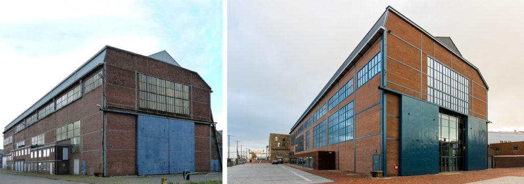 Woonzorgcentrum Scheldehof in Vlissingen. Beeld Ronald Tilleman