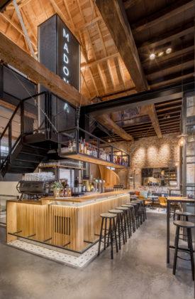 Restaurant Madonna Amersfoort door Standard Studio, beeld Wouter van der Sar