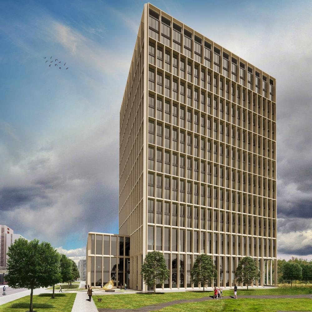 Dura Vermeer bouwt Europees Medicijn Agentschap (EMA) op Zuidas