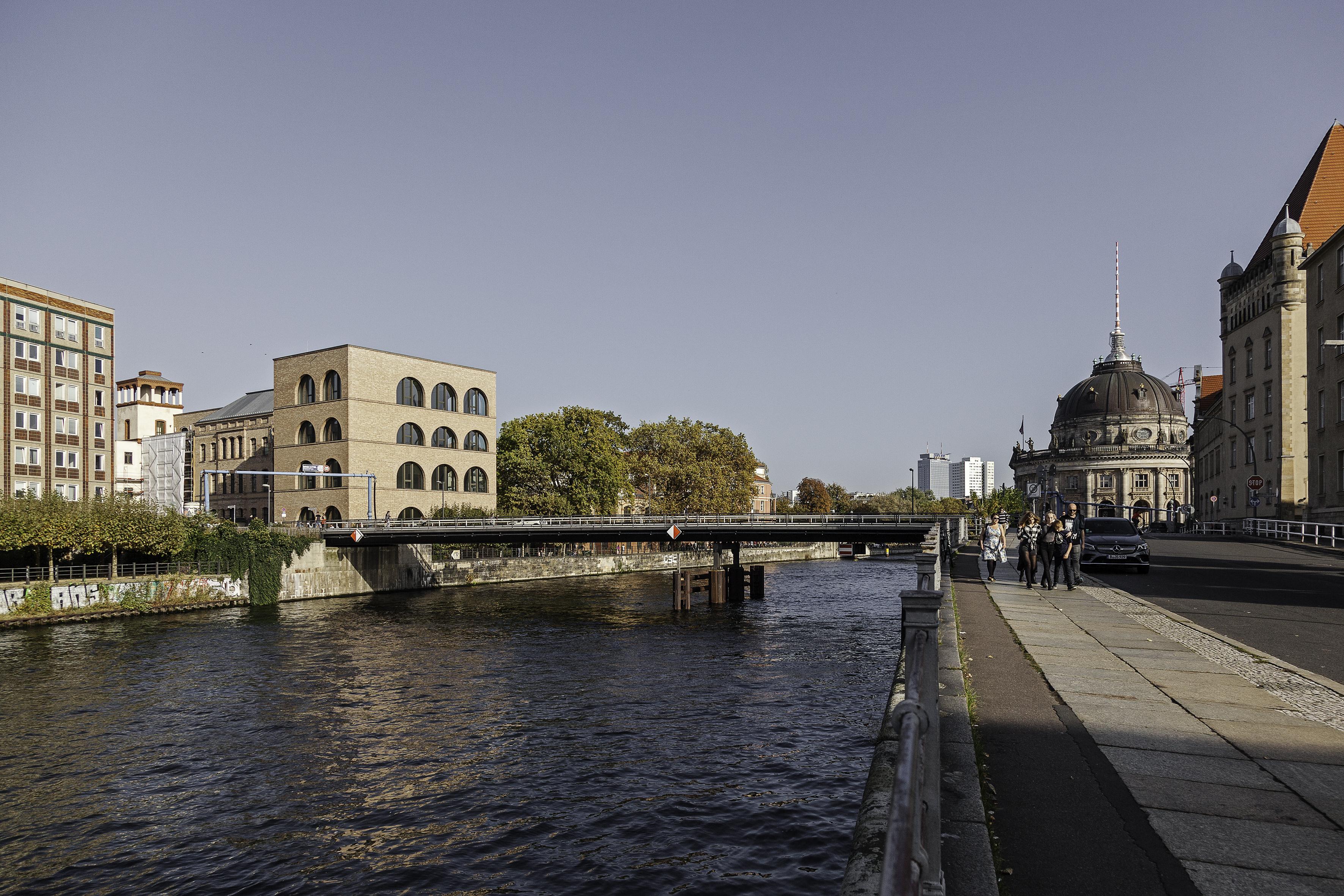 <p>beeld Ute Zscharnt voor David Chipperfield Architects </p>