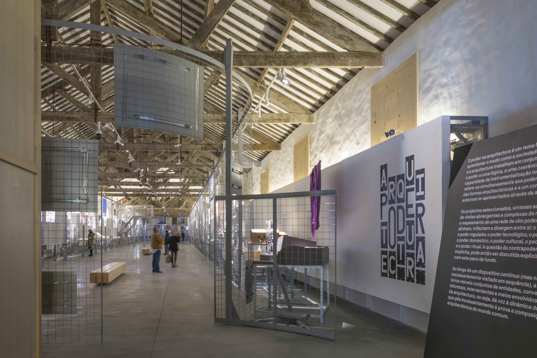 <p>Entree Power/Architecture Exhibition aNC-arquitectos Power Architecture</p>