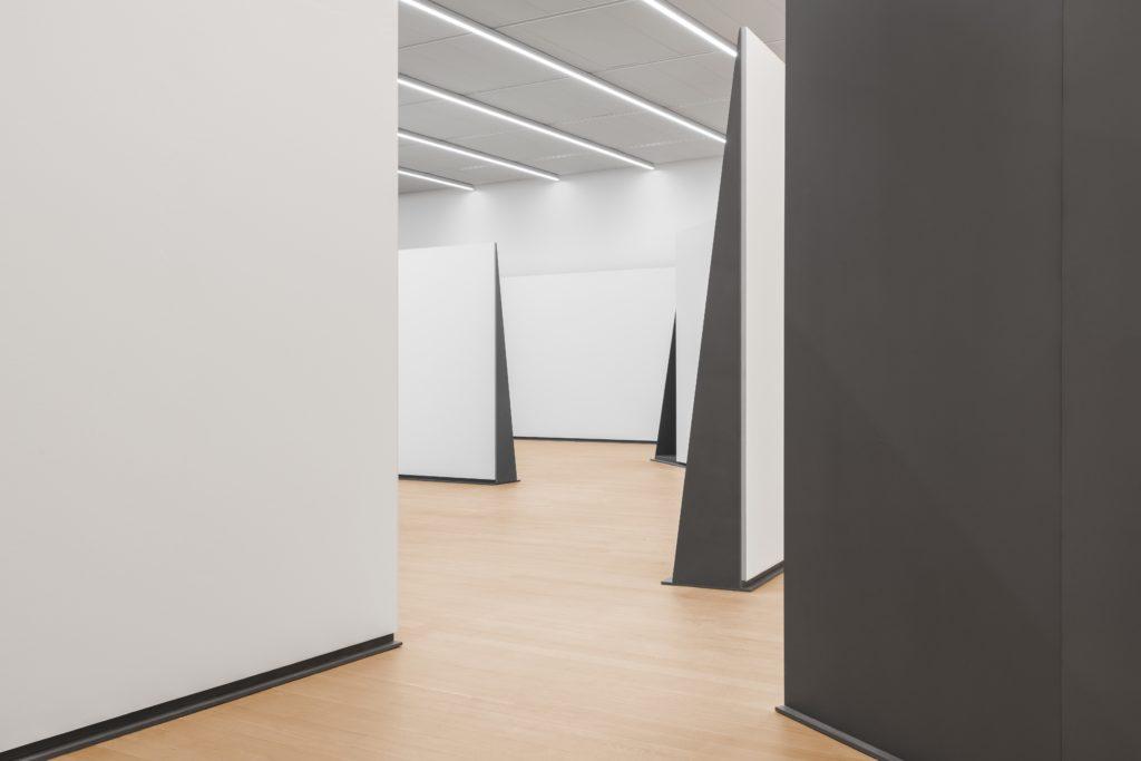 Inrichting Stedelijk Base, Stedelijk Museum Amsterdam, door oma Beeld Delfino Sisto Legnani & Marco Cappelletti