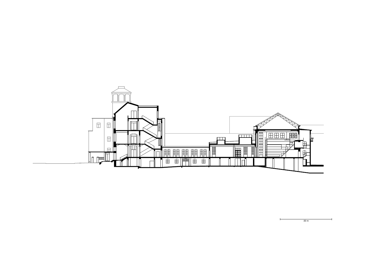 <p>beeld David Chipperfield Architects</p>