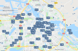Forse toename investeringen in Nederlandse hotels