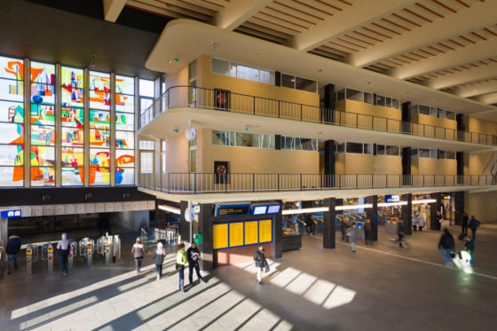 Station Eindhoven heropend na verbouwing