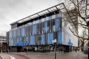 Uitbreiding en renovatie CKE Eindhoven – Studio Groen+Schild