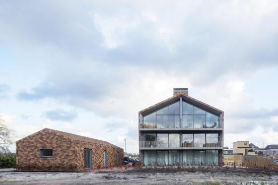 Woonhoeve Diemen – Marcel Lok Architect
