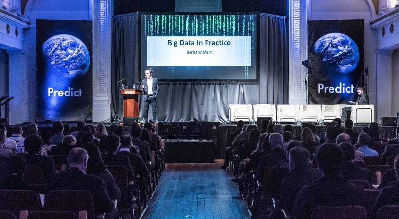 'Big Data' zijn hot, om toekomstige behoeften te kunnen voorspellen en te beïnvloeden.