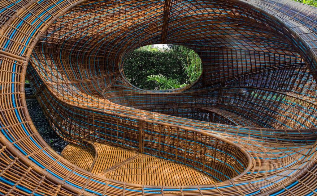 Elipsicoon door UNStudio in samenwerking met Revolution Precrafted Properties