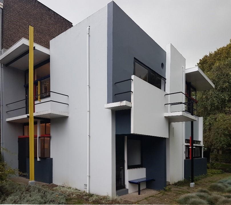 Rietveld-Schröderhuis, beeld Misak Terzibasiyan