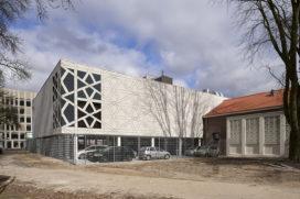 Avicenna college Rotterdam – RoosRos Architecten