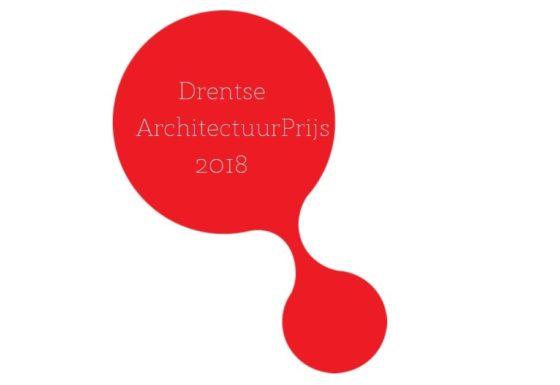 Inschrijven voor Drentse ArchitectuurPrijs 2018