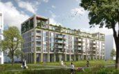 Klunder en Vorm winnnen tender woongebouw Utrecht