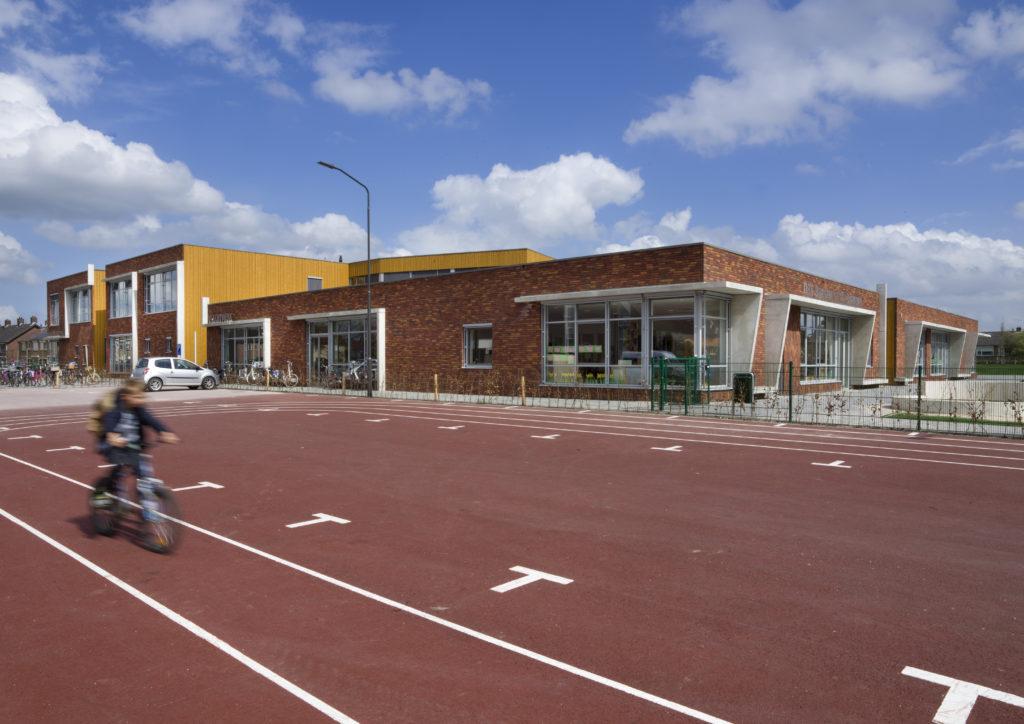 MFA Vlechtwerk Werkendam door Olivier | No Label Architecten, beeld Maurits van Hout