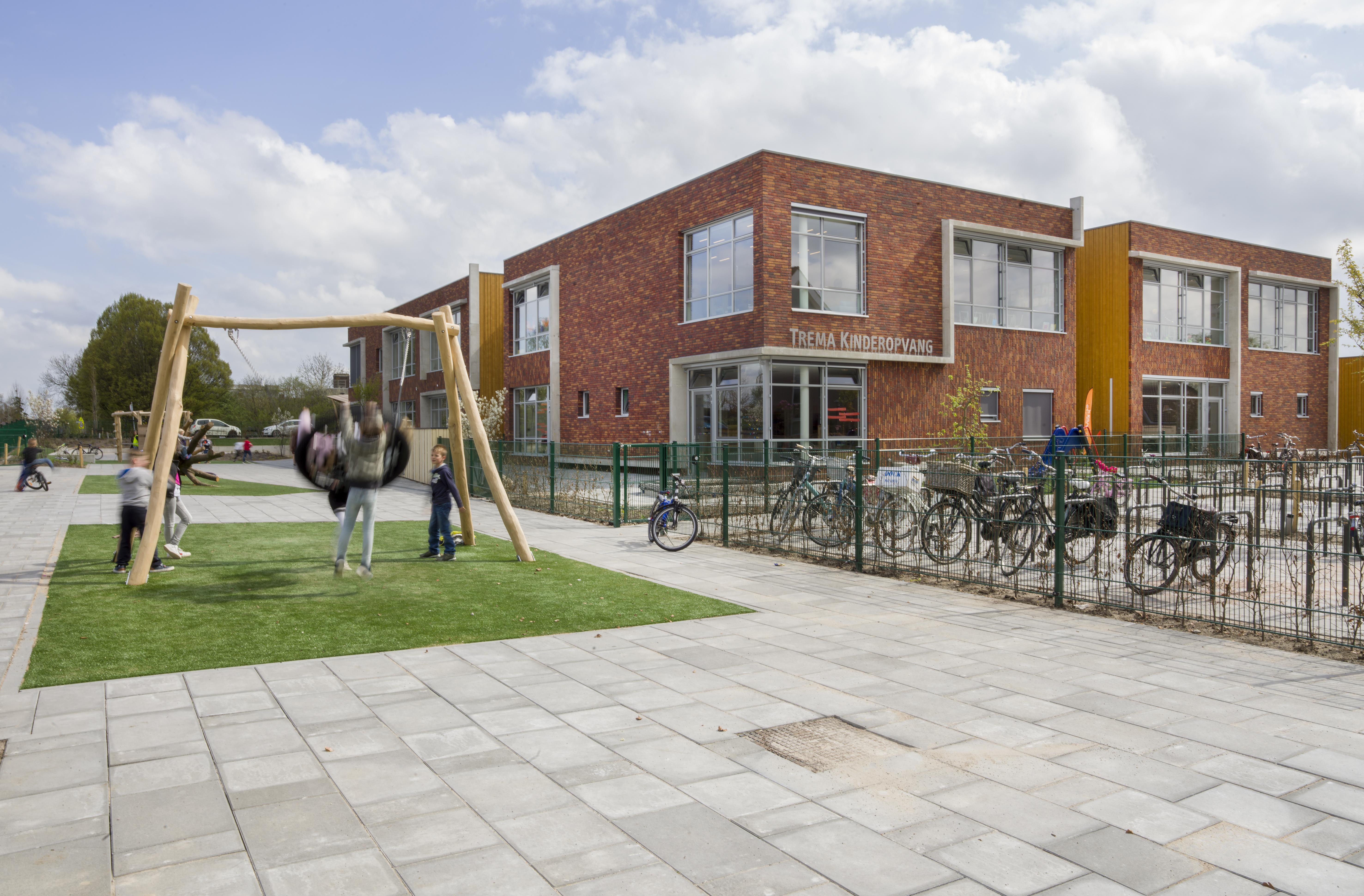 <p>MFA Vlechtwerk Werkendam door Olivier | No Label Architecten, beeld Maurits van Hout </p>