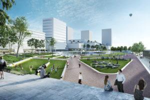 Plein06 transformeert Esplanade tot levendig stadsplein in Almere Centrum