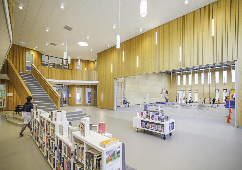 MFA Vlechtwerk Werkendam door Olivier | No Label Architecten, beeld Janinja Olivier