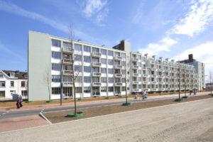 Restauratie Gemeenteflat Maastricht – Humble Martens & Willems Architecten