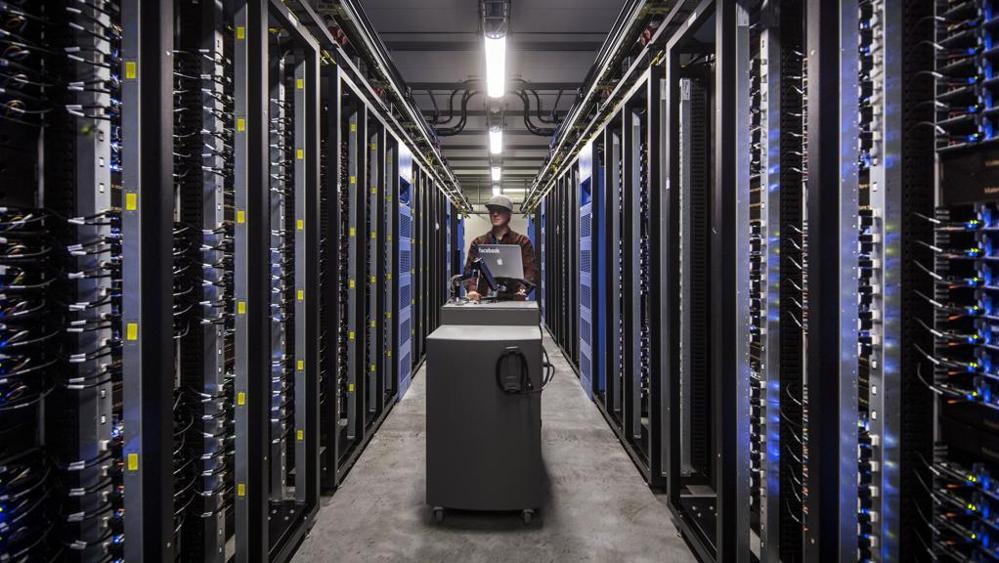 Opslag van 'Big Data'