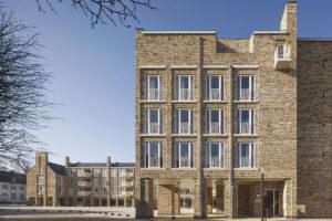 Woon- en winkelblok Koningin Julianaplein Vaals – Humble Martens & Willems Architecten