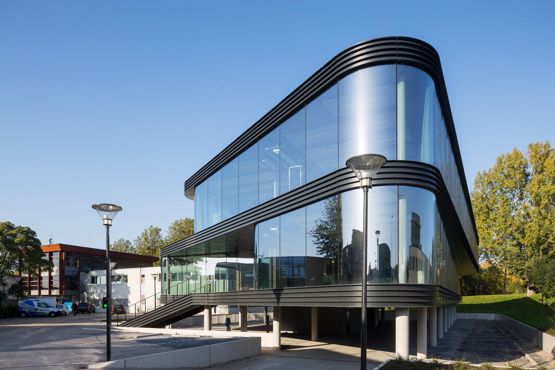 <p>De Curve, IJselstein &#8211; EVA architecten</p>