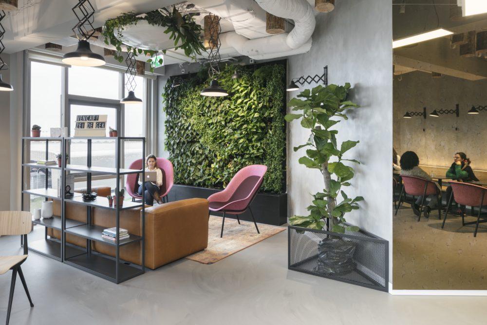 Urban Jungle Groothandelsgebouw, Rotterdam – Kraaijvanger Architects, Green Fortune