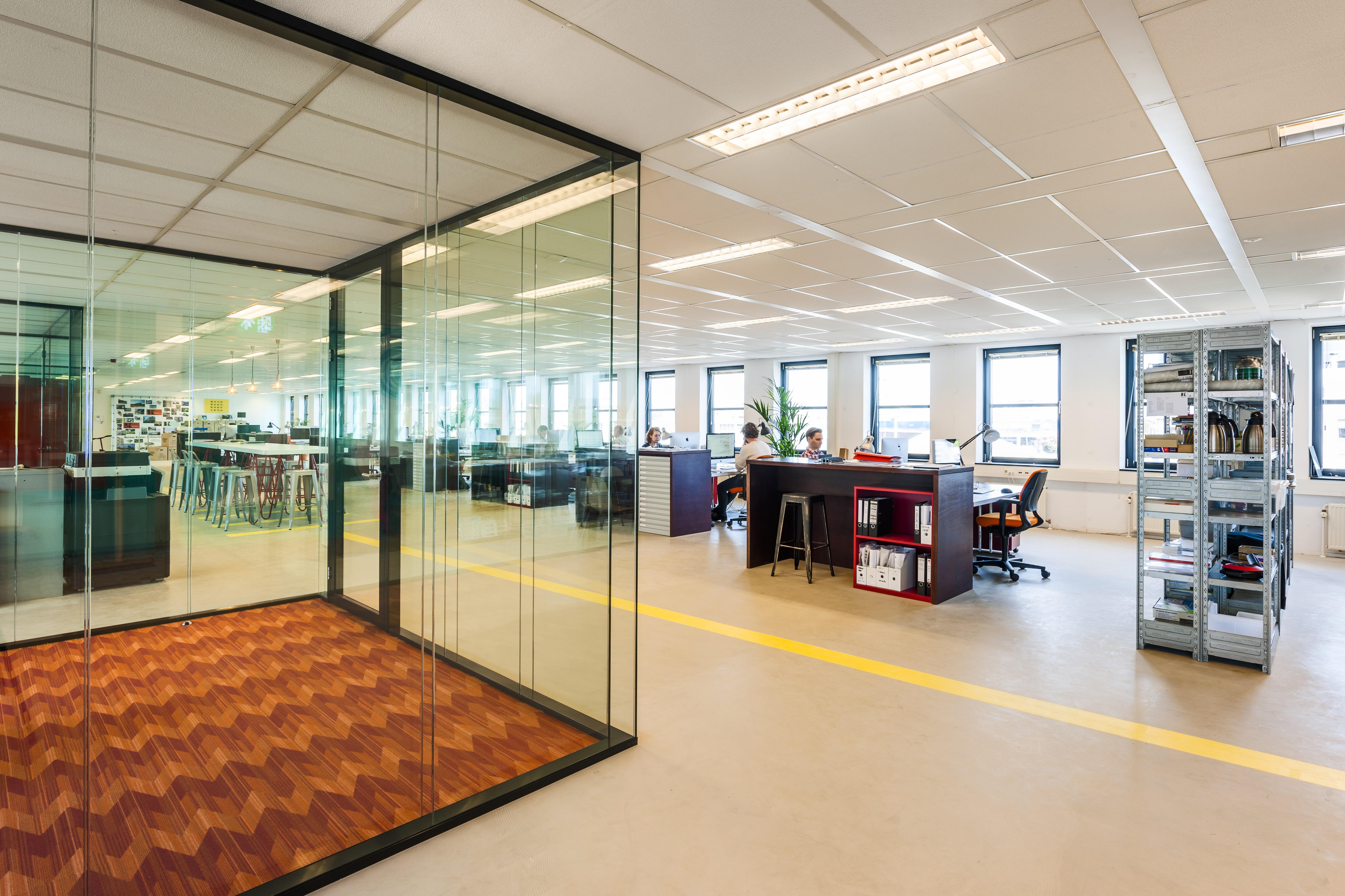 <p>Kantoor Mei architecten. Beeld Teo Krijgsman</p>