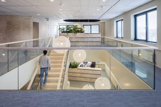 Kantooromgeving De Goede Woning, Zoetermeer - helgasnelarchitecten