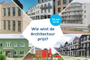 VKG Architectuurdag 2018. Welke architect mag zich winnaar noemen?