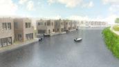 Ontwerp drijvende woningen Rotterdam 'niet stoer genoeg'