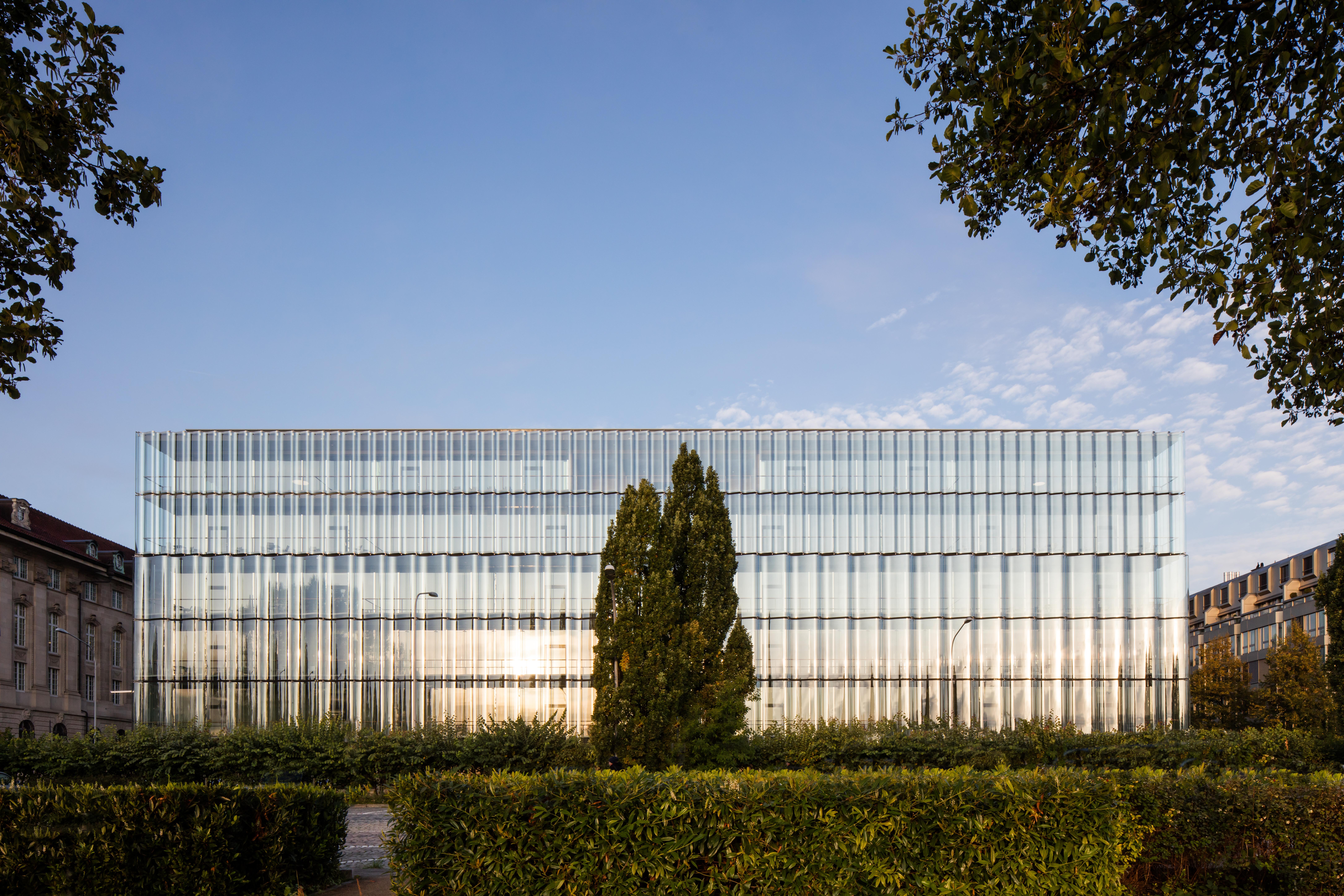 Swiss Re Next door Diener & Diener Architekten in Zürich (CH)