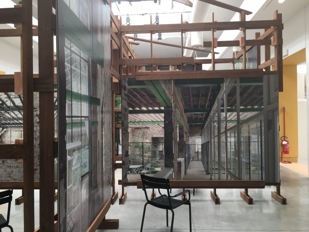Architectuur Biënnale Venetië – Freespace en andere vragen