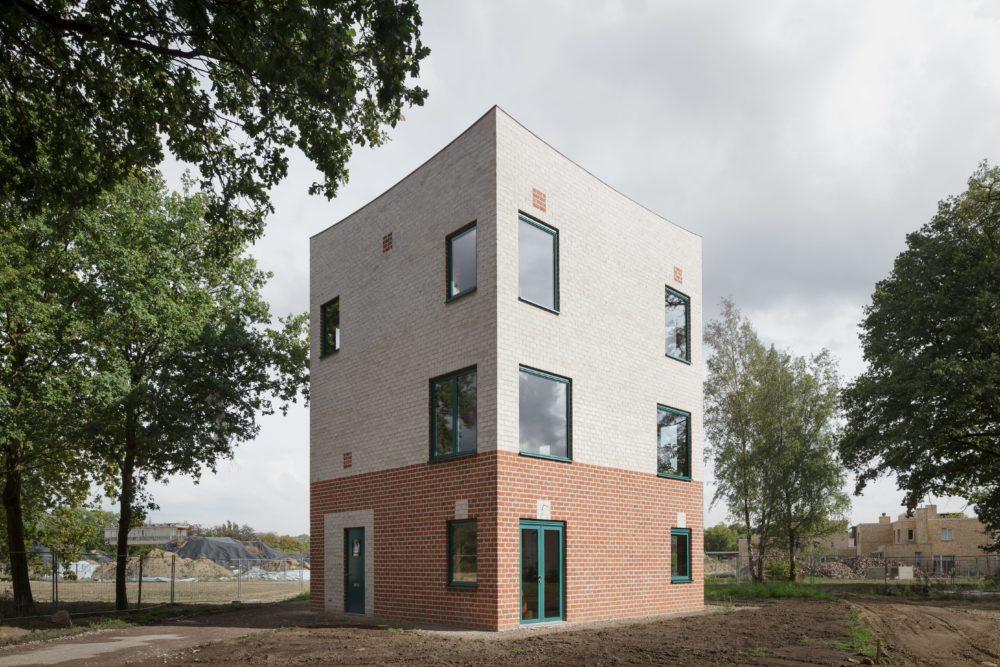Atlas Huis van Monadnock wint categorie Brick Award 2018