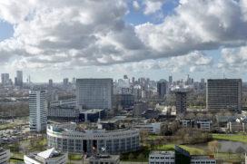 Transformatieplein: Rotterdam wil campus Erasmus koppelen aan Brainpark