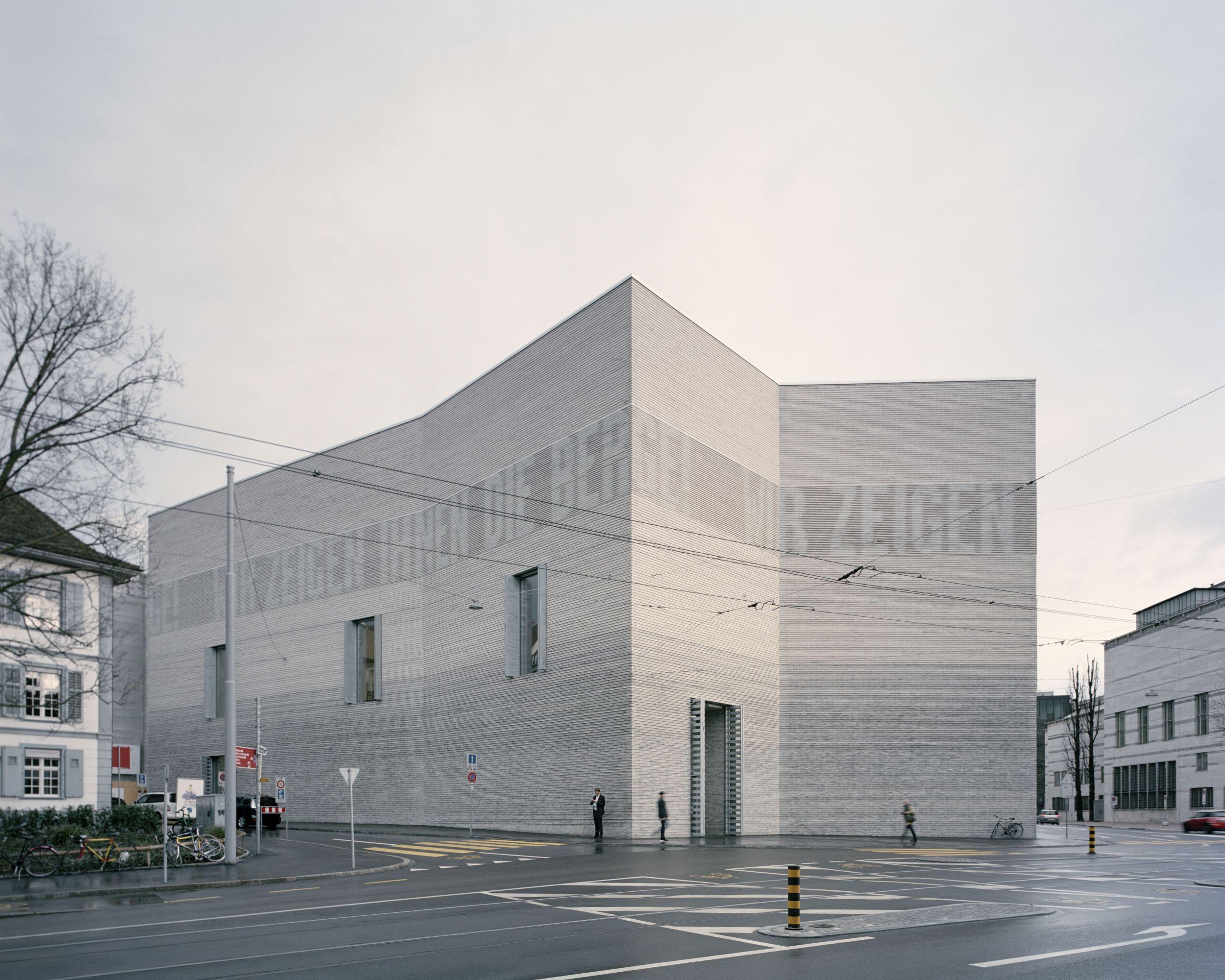 Winnaar Brick Award 2018: uitbreiding Kunstmuseum Basel door Christ & Gantenbein