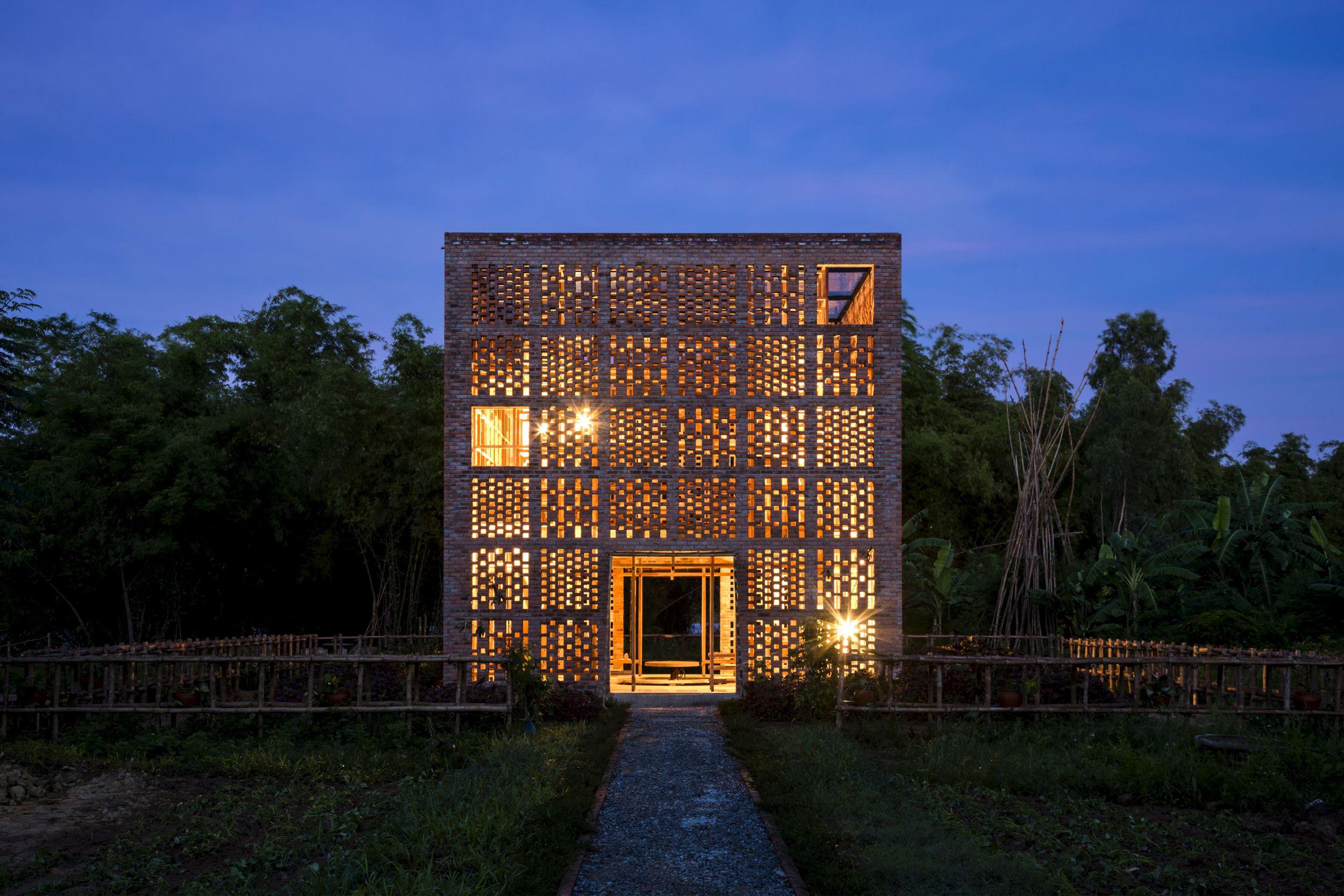 Winnaar Brick Award Terra Cotta Studio, Vietnam, categorie Working Together