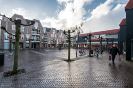 Transformatieplein: Broederenplein in Deventer is in slaap gedommeld