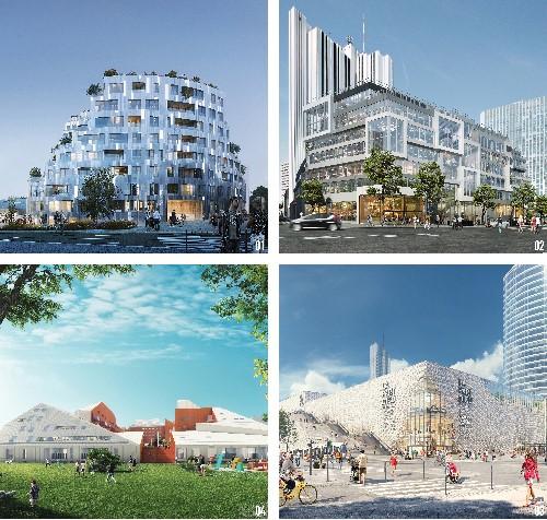MVRDV Projecten Parijs