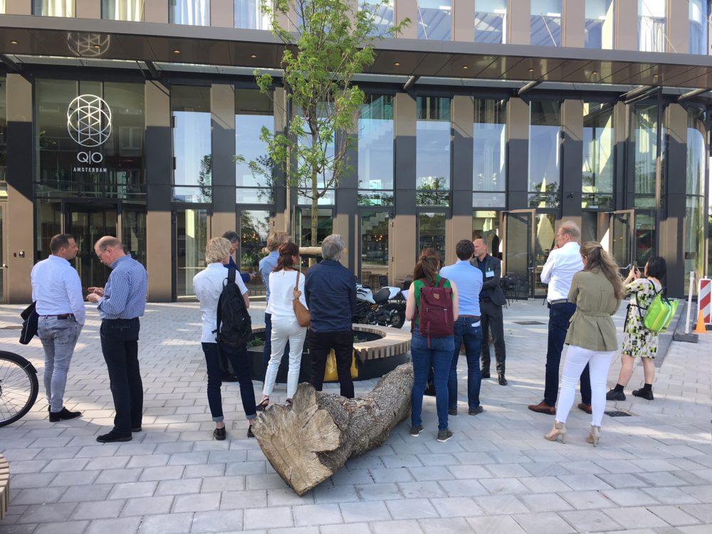 Verslag Projectbezoek QO Amsterdam met Paul de Ruiter en Robert Mulder