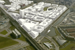 Masterplan Leidsche Rijn Centrum op shortlist 'WAN's Urban Challenge 2018′