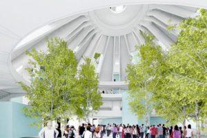 MVRDV maakt van Piramide van Tirana een innovatieve hotspot