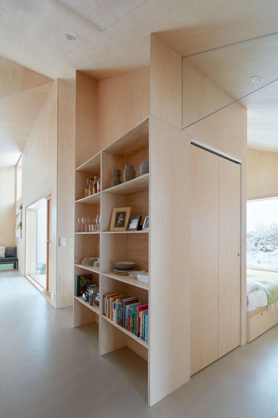 <p>Mylla hytte, Jevnaker county door Mork-Ulnes Architects</p>